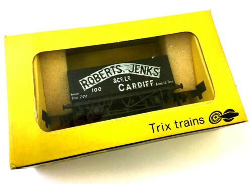 Trix Trains Roberts Jenks New Vintage in original Box