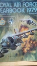 ROYAL AIR FORCE YEARBOOK 1979