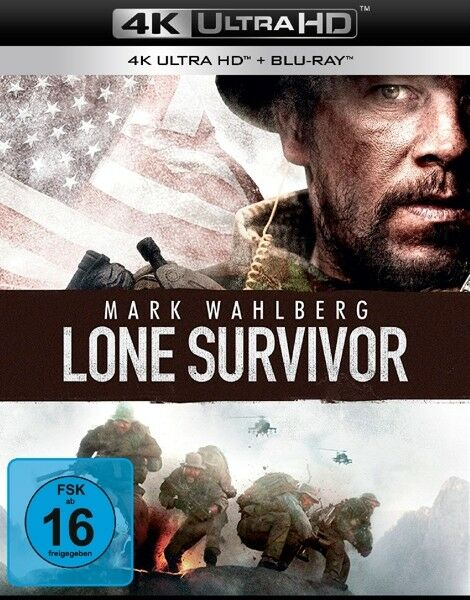 Lone Survivor 4K, 1 UHD-Blu-ray