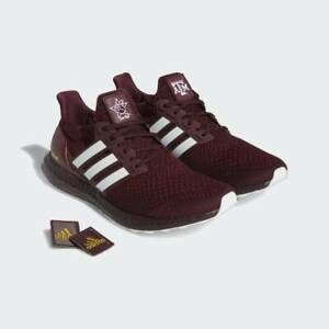 Adidas-Running-Texas-A-amp-M-AGGIES-ULTRABOOST-1-0-DNA-Shoes-FY5810