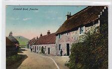 LOMOND ROAD, FREUCHIE: Fife postcard (C9953)
