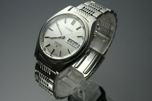 OH-Vintage-1968-JAPAN-SEIKO-LORD-MATIC-WEEKDATER-5606-7070-23Jewels-Automatic