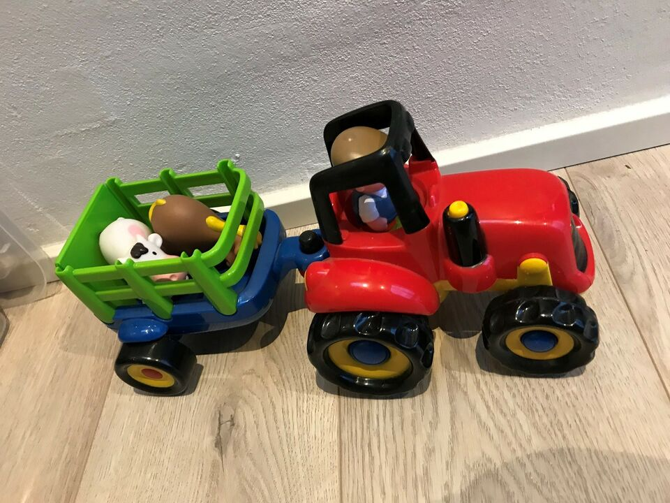 play2learn traktor