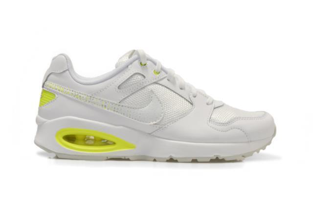 Womens RCR Nike Air Max Coliseum RCR Womens - 553441 100 - White Volt Base Grey Trainers 9a206d