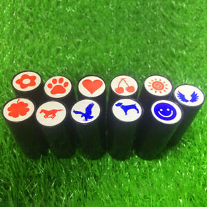 Quick-Drying-Golf-Ball-Identify-Ink-Stamper-Seal-Stamp-Maker-Golfer-Gift-Prize-P