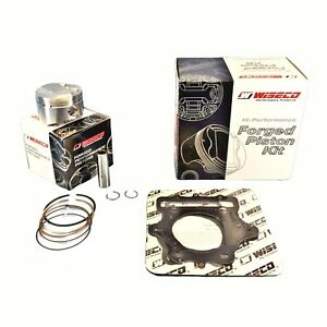 Neuf-Honda-350-82-00MM-Wiseco-Haut-Fin-Piston-Kit-1985-1989-TRX-350-Atc-350X
