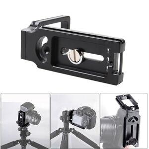 Details about Lengthen L Plate Bracket Grip For NIKON D7500 D7200 D7100  D7000 D5600 D750