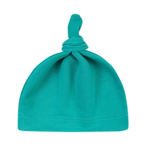 Newborn Kids Baby Cotton Beanie Soft Girl Boy Warm Hat Toddler Infant Cap Z