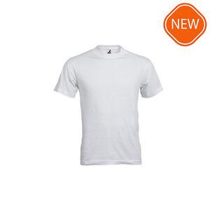 STOCK  10 T-shirts Uomo TUTTE TAGLIE DISPONIBILI Bianche MAGLIETTE ... eda6179dd4c