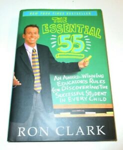 The Essential 55:  Award-Winning Educator-HOW TO HELP CHILDREN SUCCEED IN LIFE