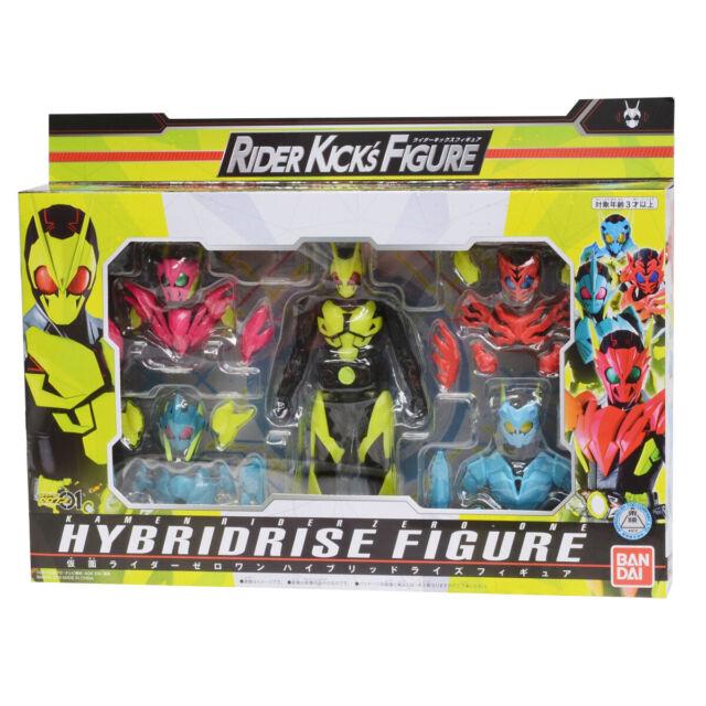 Bandai Kamen Rider Zi-O RKF Legend Rider Series Cross-Z Action Figure F//S wTrack