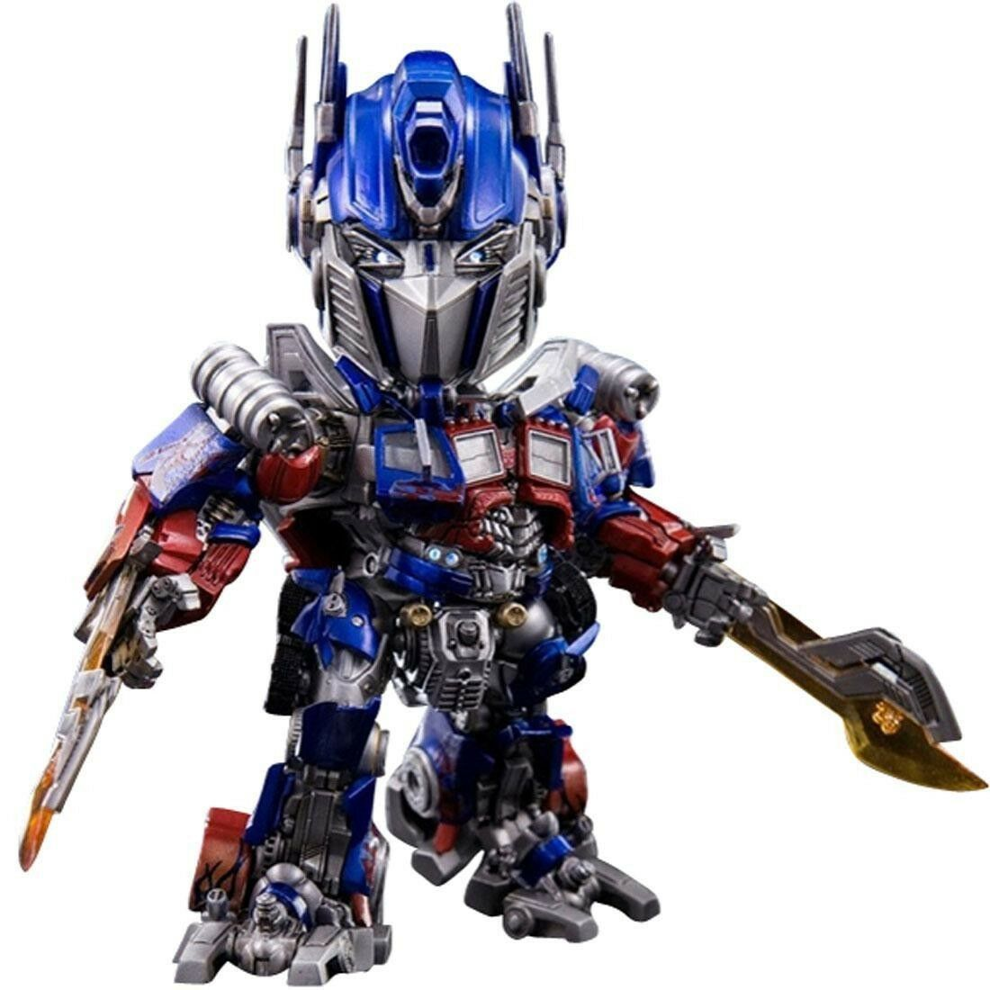 Herocross Hybrid Metal Figuration Optimus Prime Figure