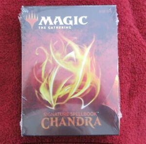 MTG-Signature-Spellbook-Chandra-Magic-the-Gathering-Factory-Sealed-FREE-SHIP