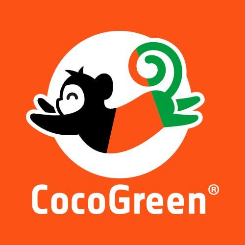 Coco Green Coconut Charcoal  Barbeque 15 KGS 33 LBS