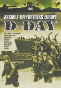 War-File-D-Day-Assault-on-Fortress-Europe-UK-IMPORT-DVD-NEW