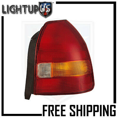Taillight Taillamp Inner Passenger Side RH Right for 96-98 Civic 4 Door Sedan