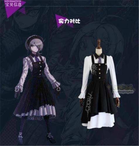 New Danganronpa V3 Tojo Kirumi Cosplay Costume Uniform