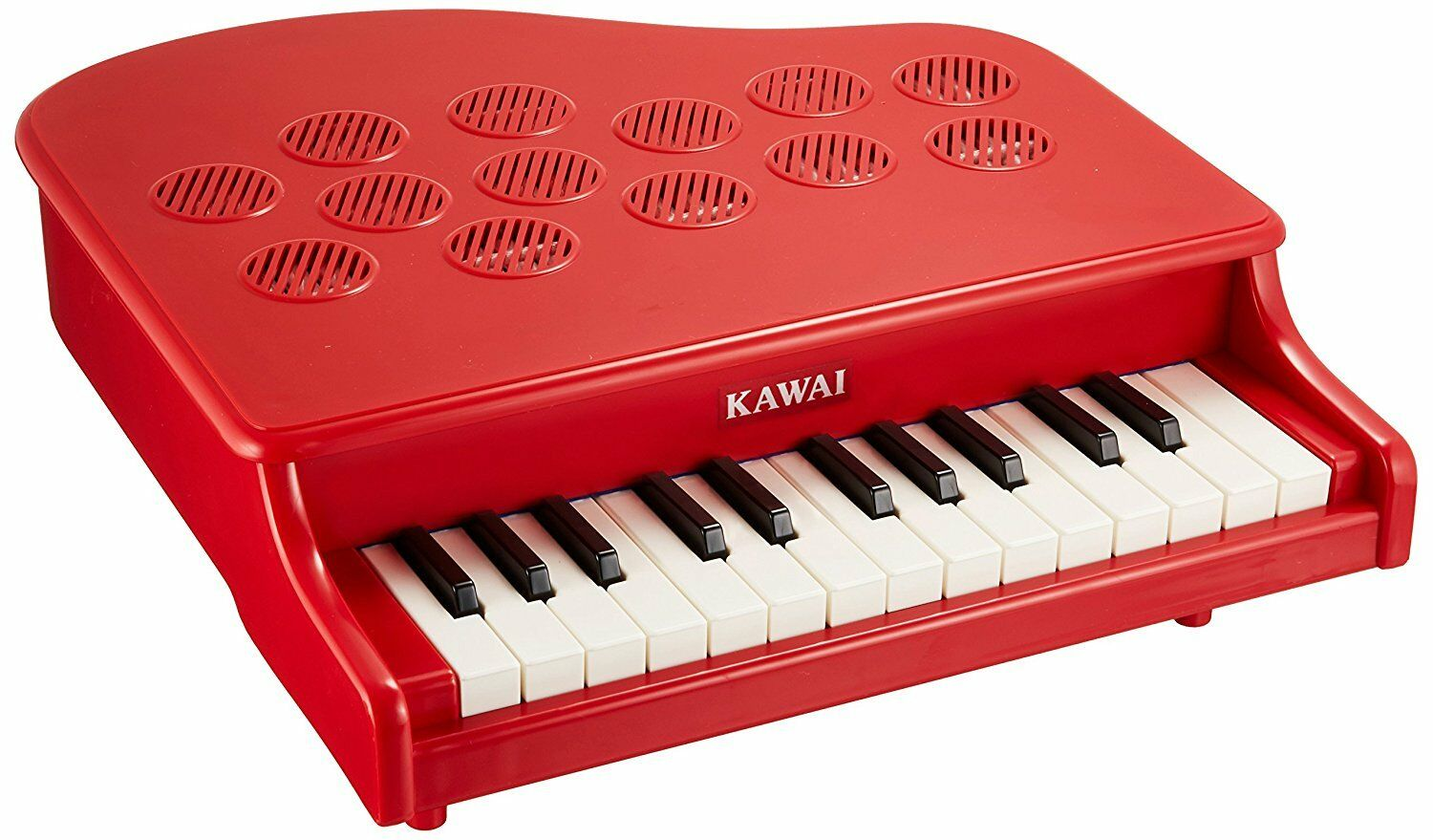 Japan KAWAI Musical instrument Mini Piano P-25 Rose rosso Expedited F/S :123