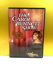 The-Carol-Burnett-Show-Together-Again-on-DVD-includes-3-Uncut-Shows