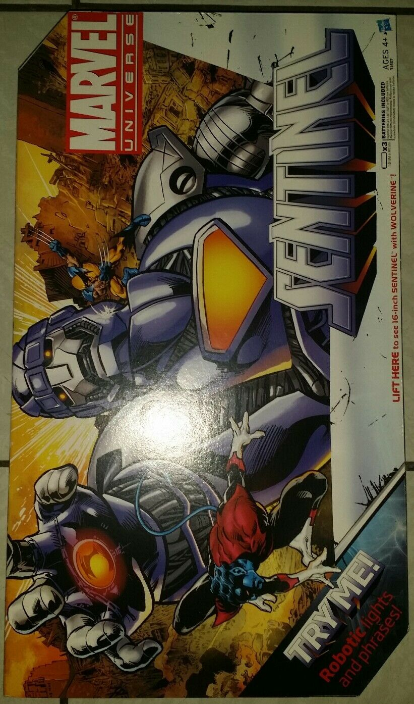 Marvel Universe Sentinel 16 Inch 2010