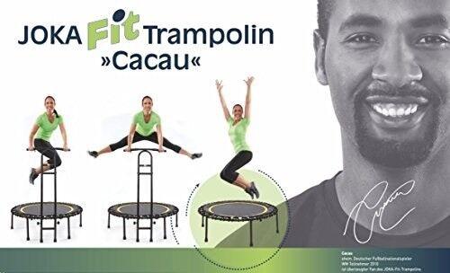 """Fitnesstrampolin /""""Cacau Pink JOKA FIT Trampolin jumping fitness WOW  C-Ware"""