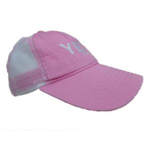 e2263f70 Yeti Coolers Snapback Trucker Hat Pink mesh back Unisex adult BM2 | eBay