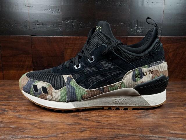 d3011ac52a1 Asics GEL-LYTE MT (Black / Camo) Sneaker Boot [H8E2L-9090] Mens 8-12