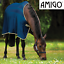 "Horseware Amigo Skrim Cooler Rug navy blue or excalibur grey 5/'3/"" or 5/'6/"""