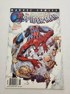 Amazing Spider-Man 30 J Scott Campbell
