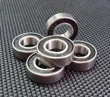 Orange Rubber Sealed Ball Bearing Bearings 13*19*4 13x19x4 mm 20pcs MR1319-2RS