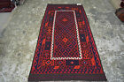 Persian rug, hand woven kilim, Gul mori Afghanistan, very fine 210*98cm (E205)