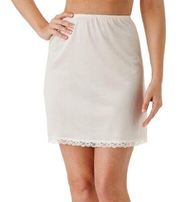 Women's Clothing Friendly Shadowline Nylon Essentials 48.3cm Demi à Enfiler 2719 Durable Modeling