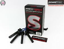 PowerTEC Sport 8mm Performance Ignition Leads HT Set Mini One Cooper S 1.6 2001-