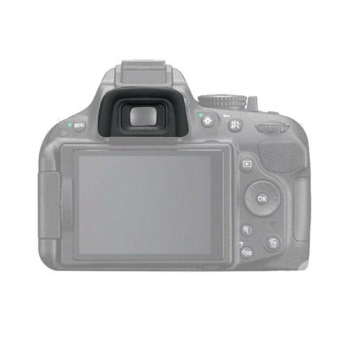 2pcs Visor Ocular Copa Ojo Funda Protectora Set para Nikon DSLR D5300 D5200