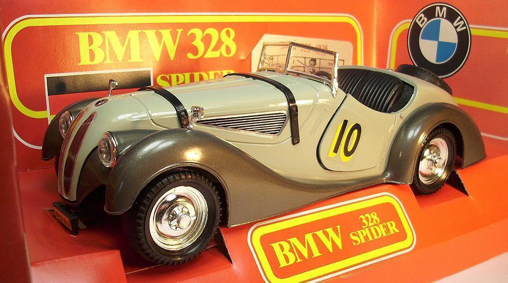 Polistil 1 16 BMW 328 spider dans O-Box  1413