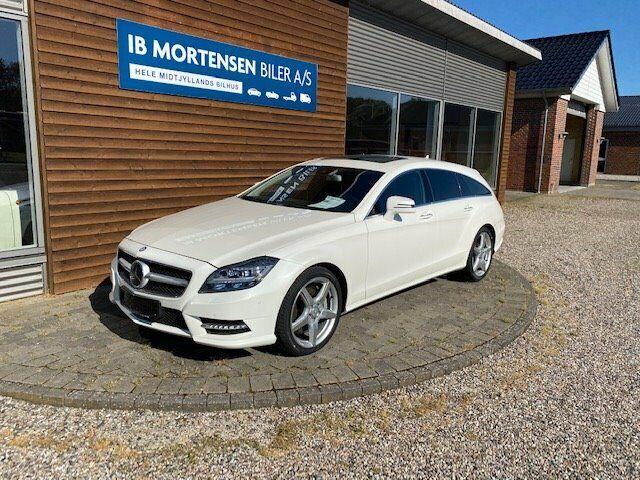 Mercedes CLS500 4,7 SB aut. BE 5d