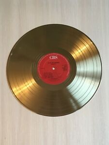 Alice-In-Chains-Facelift-GOLD-VINYL-RECORD-1990-CBS-FIRST-PRESS-LABEL