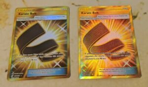 2x-Pokemon-Karate-Belt-Secret-Rare-252-236-Unified-Minds-NM