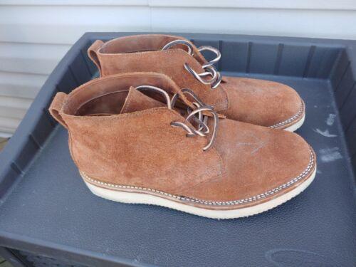 Viberg boots chukka