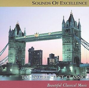 Various-Artists-Sounds-of-Excellence-Top-20-Greatest-Classics-CD