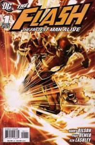 DC-Comics-FLASH-THE-FASTEST-MAN-ALIVE-1-2006-File-Photo