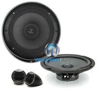 Focal Is-200 8 160w Rms Integration Component Aluminum Tweeters Speakers