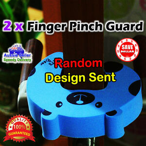 2-x-Anti-Finger-Pinch-Door-Stopper-Jammer-Baby-Safety-Protect-Guard
