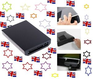 xbox-360-slim-20gb-hard-drive-NEXT-DAY-DELIVERY-IN-THE-UK-100-POSITIVE