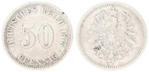 50 Peniques Imperio 1875B (1) Fast Muy Bonito 35110