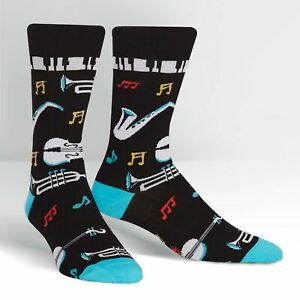 Mens-All-that-Jazz-Novelty-Socks-Funny-Cool-Bright