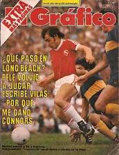 SOCCER VASCO DA GAMA - MARCO ANTONIO - El Grafico #3105 magazine 1979
