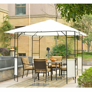 10-039-x-10-039-Outsunny-Outdoor-Patio-Gazebo-Cover-Canopy-Party-Tent-Pavilion-Shade