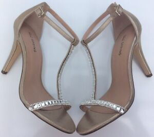 cb150538845 Details about Debenhams Call It Spring Uk5 Eu38 Diamante Sandal Evening  Prom Party Events