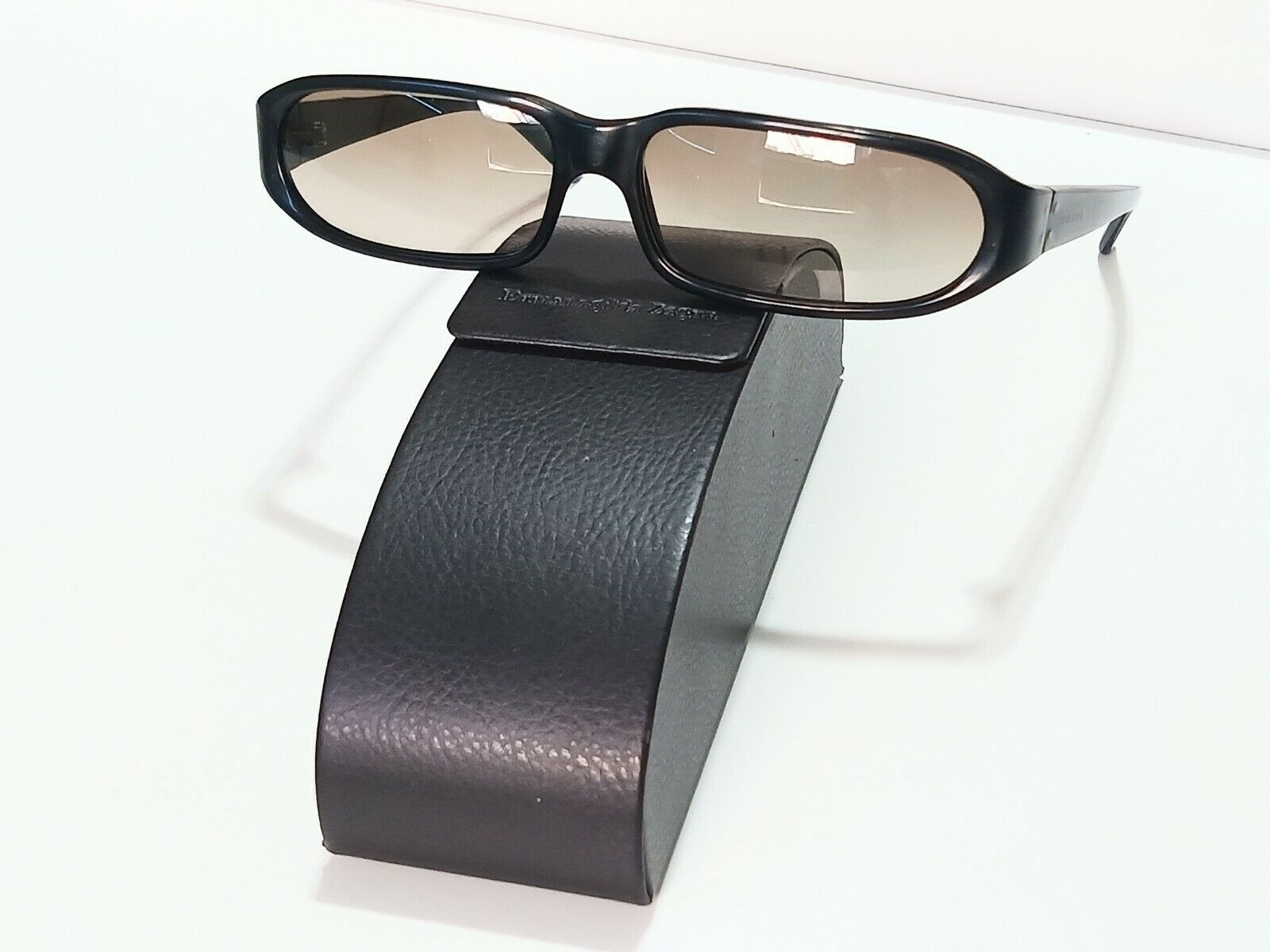 VTG Prada Sunglasses 90s Black Unisex - image 1